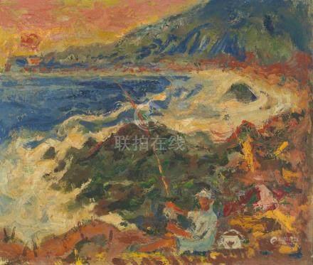 TADASHI KAMINAGAI (JAPANESE, 1899 - 1982) 上永井正