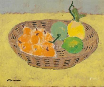 YUJI TAMAKI (JAPANESE-BRAZILIAN, 1916 - 1979) 玉木勇治