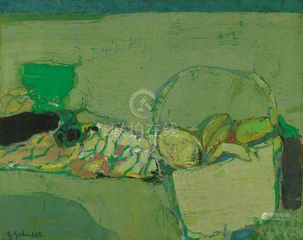 GABRIEL GODARD (FRENCH, B. 1933) 加布里埃爾.戈達