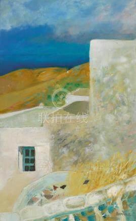 GUY BARDONE (FRENCH, 1927 - 2015) 居.巴赫東