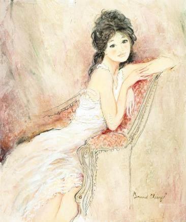 BERNARD CHAROY (FRENCH, B. 1931) 貝爾納.夏洛瓦