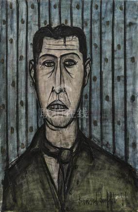 BERNARD BUFFET (FRENCH, 1928 - 1999) 貝爾納.畢費