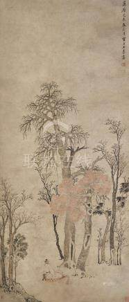 WANG QI (16TH-17TH CENTURY)