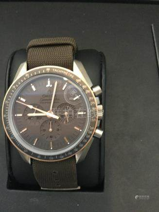 Omega Speedmaster first watch worn on the moon brought out to commemorate the 1969 moon landings