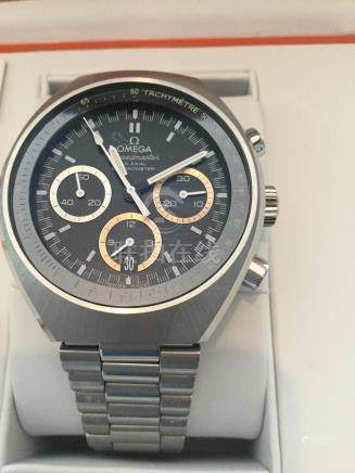Omega Rio 2016 Speedmaster with Gold Olympic Rings