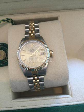 Rolex Ladies 26mm day date