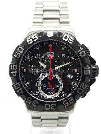 TAG Heuer Formula 1 Quartz CAH1110.BA0850 – 2011 – Box & Papers – 12 Month Warranty