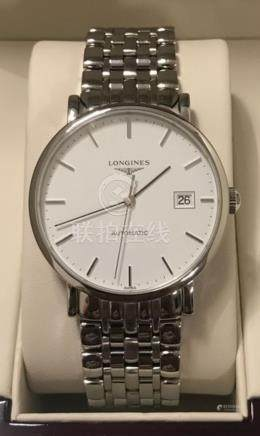 Gents Longines Elegant Automatic (New)