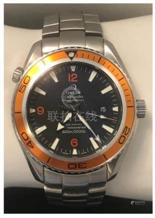 Omega Seamaster Automatic Co-axial