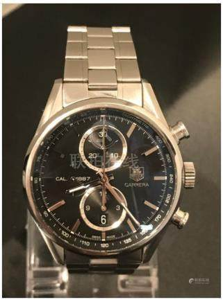 Tag Heuer calibre 1887 Chronograph gents wristwatch