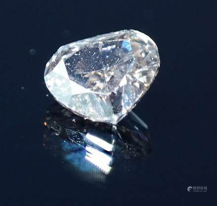 Natural Diamond 0.40 ct