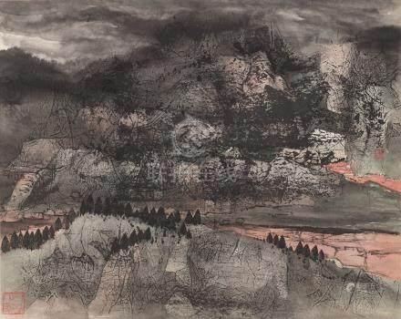 C. C. WANG (WANG JIQIAN, 1907-2003)