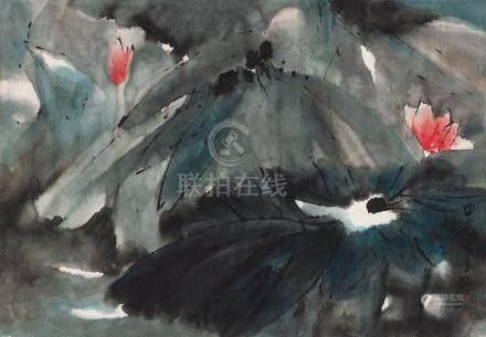 LUI SHOU KWAN (LÜ SHOUKUN, 1919-1975)
