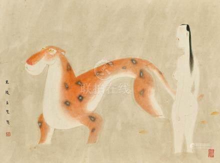LU FUSHENG (B. 1949)