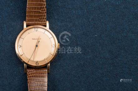 JAEGER LE COULTRE, Vintage automatic watch