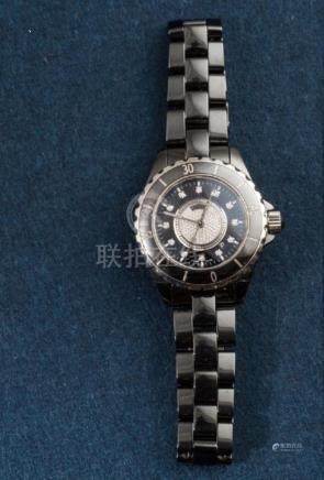 CHANEL, Ladies J12 bracelet watch