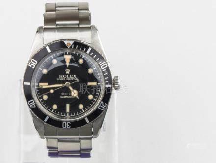 RARE, Rolex Submariner 5508