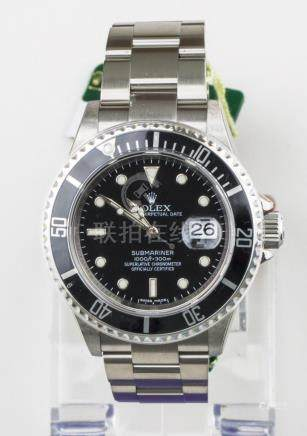 ROLEX, Rolex Submariner, New Old Stock