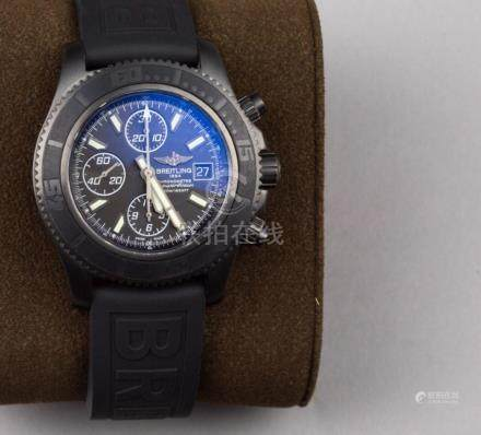 BREITLING, New old stock, Superocean Chronograph