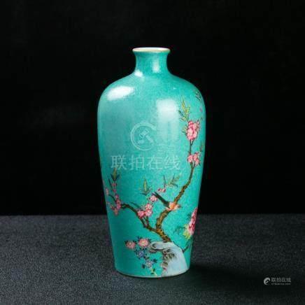 Rare Beautiful Chinese Porcelain Vase