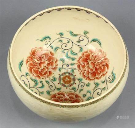 Japanese Large Ceramic Bowl