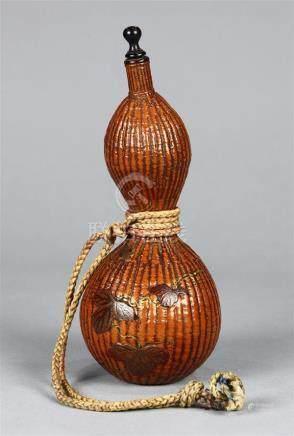 Japanese Double-Gourd Hyotan, 19c
