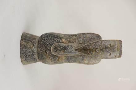 An Ancient Jade Figure