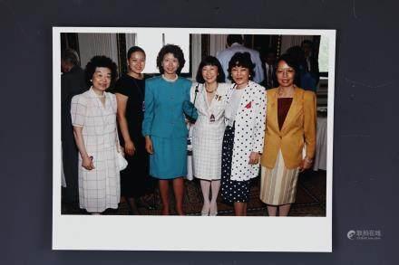 (2) Photo Elaine Zhao/Xiaolan with Julia Chang Bloch