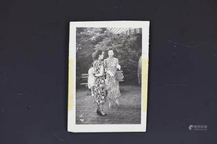 Mrs. Koo Huilan Huang, Oei Hui-lan Photo