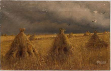 Konstantine Klever(Russian, 1867 - 1937).