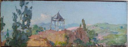 Yegishe Tatevosyan(Armenian, 1870 - 1936).