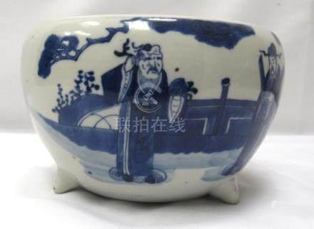 18th-19th Century Qing Dynasty Cricket bowl