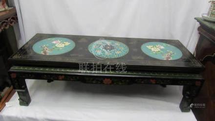 A19TH--20TH Century Qing Dynasty Kang Chuang Table