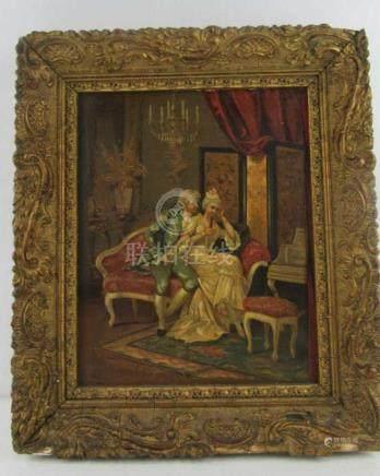 18th Century Victorian English Painting