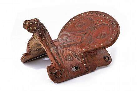 A saddle