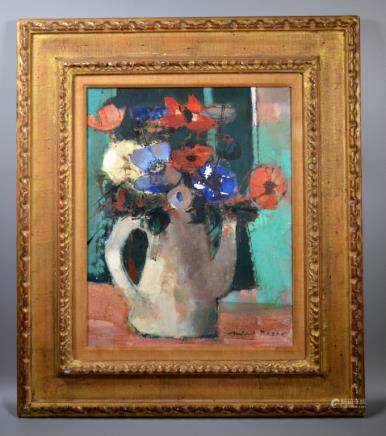 Michel Rodde; Findlay Galleries; Floral Still Life