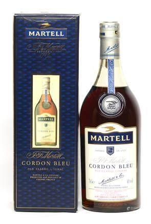MARTELL CORDON BLEU OLD CLASSIC 馬爹利干邑白蘭地 700ML (全新、附原裝盒)