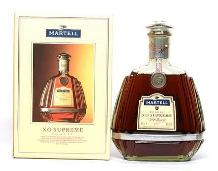 MARTELL XO SUPREME 馬爹利干邑白蘭地 700ML (全新、附原裝盒)