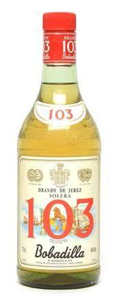 西班牙 BOBADILLA 白蘭地 700ML (全新)