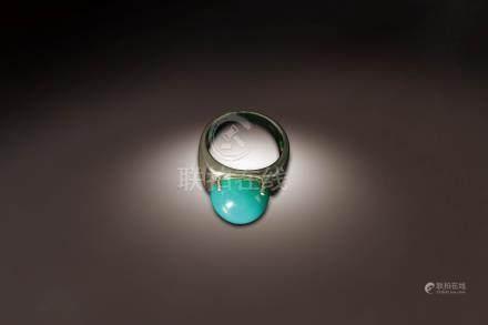 台灣藍寶指環