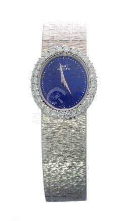 Piaget, montre-bracelet de dame à quartz