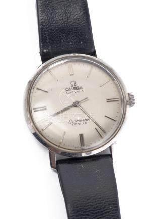 Montre-bracelet homme Omega Seamaster DeVille à remontage automatique