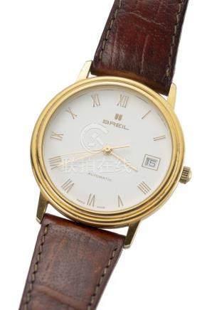 Breil, montre-bracelet pour homme, mvt automatique