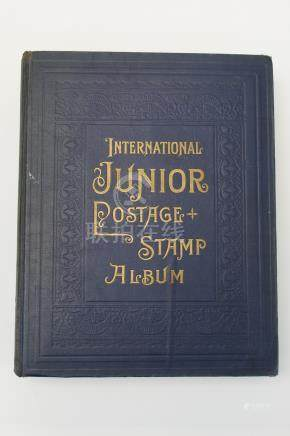 International Junior Postage Stamp Album.
