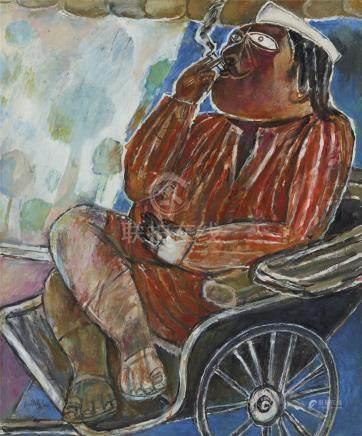 Paritosh Sen (1918-2008)