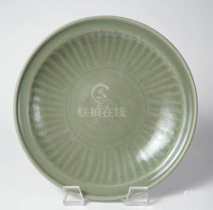 Chinese Celadon Dish, Ming Dynasty