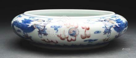 Qing Dynasty Porcelain Bowl.