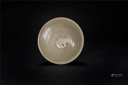 A Yaozhou Kiln Douli Bowl Of  Five Dynasties Period