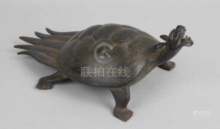 An unusual Chinese bronze,
