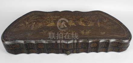 A 19th Century Chinese Zither,